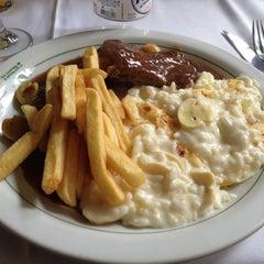 Photo taken at Planeta's Restaurante by Thaís C. on 12/9/2012