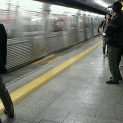 Photo taken at 用賀駅 (Yoga Sta.) by ともねこ on 10/24/2012