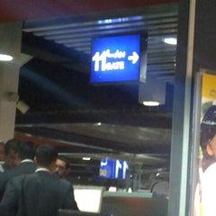 Photo taken at QAIA - Gate 11 by Rami N. on 1/30/2013