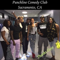 Photo taken at Punch Line Comedy Club Sacramento by Comedian Jay Alexander on 5/25/2015
