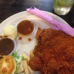 Photo taken at Hotmas Restaurant by Liyana L. on 9/6/2015