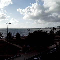 Photo taken at Cabo Branco by André B. on 12/1/2014