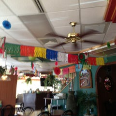 Photo taken at Hola Mexico by Emily B. on 9/8/2013