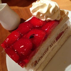 Photo taken at Patisserie Valerie by Saima B. on 6/22/2013