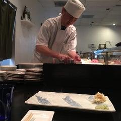 Photo taken at Echigo Sushi by Fred W. on 1/22/2016
