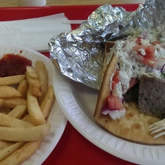 Photo taken at Maria D's Sub Shop by Dave F. on 12/30/2013