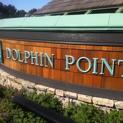 Photo taken at Dolphin Point by Chris L. on 9/23/2012