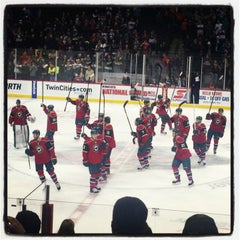 Photo taken at Xcel Energy Center by john n. on 3/15/2013
