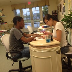 Photo taken at Beauty Rush Nail & Spa by Brie W. on 10/7/2013