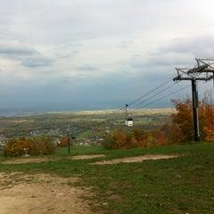 Photo taken at Peak of the Mountain by Maureen K. on 10/4/2012