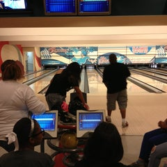 Photo taken at Orleans Bowling Center by Mark S. on 3/27/2013