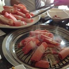 Photo taken at ManKang 만강 by Karl F. on 11/26/2012