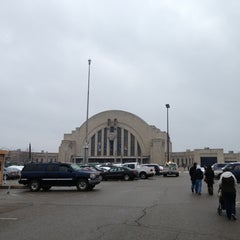 Photo taken at Cincinnati Museum Center at Union Terminal by David F. on 12/29/2012