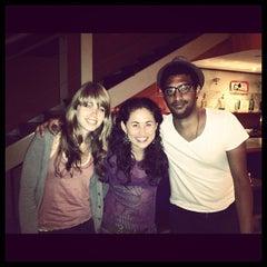 Photo taken at Taima Pizzeria by Marcy Alejandra R. on 10/12/2012