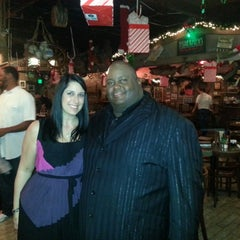 Photo taken at Off The Hook Comedy Club by Angie C. on 12/2/2012