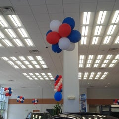 Photo taken at Quirk Nissan by Rebull J. on 7/22/2013