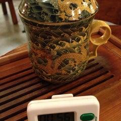 Photo taken at Goldfish Tea by David D. on 12/23/2012