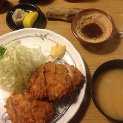 Photo taken at Katsu-Hama by Leonard S. on 6/14/2013