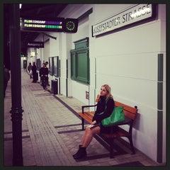 Photo taken at U Josefstädter Straße by Alexandr U. on 10/1/2013