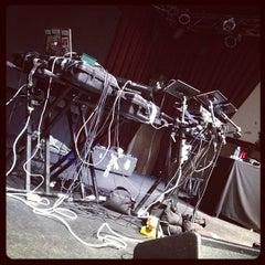 Photo taken at Highline Ballroom by Jeff M. on 4/11/2013