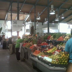 Photo taken at Mercado Central de Almería by Durita K. on 10/23/2012