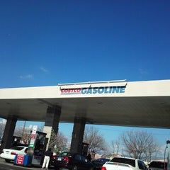 Photo taken at Costco Gas Station by Aizen H. on 3/3/2015