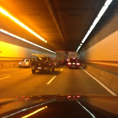 Photo taken at Thomas P. O'Neill Jr. Tunnel by Steven C. on 8/15/2013