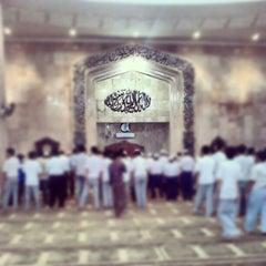 Photo taken at Masjid Raya Sabilal Muhtadin by Hafid H. on 1/22/2013