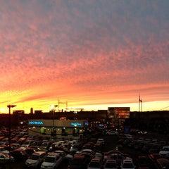 Photo taken at Paragon Honda by Jason G. on 11/12/2013