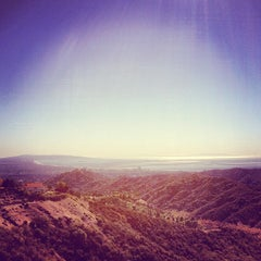 Photo taken at Westfield Ridge Hike by Heal the Bay on 11/11/2012