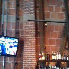 Photo taken at Basic Urban Kitchen & Bar by Juan L. on 10/13/2012