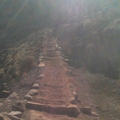 Photo taken at Grand Canyon National Park by Nic B. on 12/5/2012
