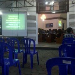 Photo taken at HKBP Yogyakarta by Rian P. on 11/4/2012