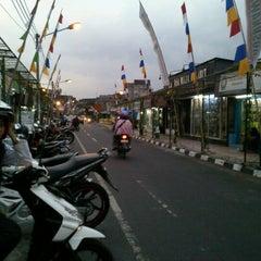 Photo taken at Jalan Mataram by Anggih Shulchan Yoga K. on 10/12/2012