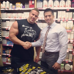 Photo taken at GNC by Monique C. on 11/1/2012