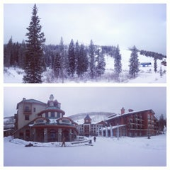 Photo taken at Solitude Mountain Resort by Frank on 2/13/2013