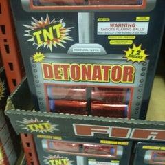 Photo taken at TNT Fireworks by Damarys R. on 12/29/2012