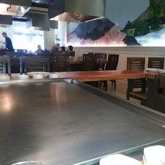 Photo taken at Kenji Hibachi & Sushi Bar by Nicholle S. on 9/6/2014