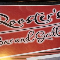 Photo taken at Rooster's Barn & Grill by Michelle on 7/6/2013