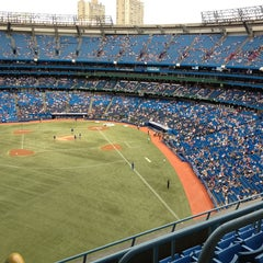Photo taken at Rogers Centre by Alan H. on 7/22/2013