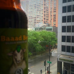 Photo taken at Red Roof Inn Chicago Downtown - Magnificent Mile by Don D. on 8/8/2015