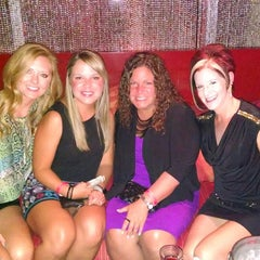 Photo taken at Red Room at The Shore Club by Julie C. on 10/19/2014