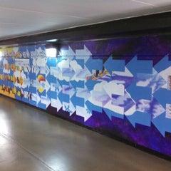 Photo taken at Bridgeport Train Station (BRP) - Metro North & Amtrak by Michael-John K. on 11/28/2012