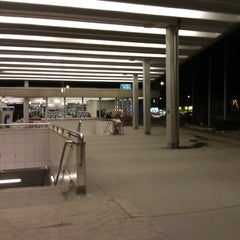 Photo taken at Bathurst Subway Station by Alexander R. on 1/10/2013
