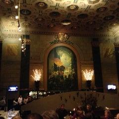 Photo taken at Crop Bistro & Bar by Stephen M. on 12/22/2012