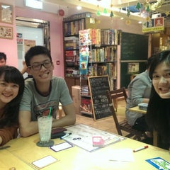 Photo taken at Jolly Thinkers 空中棋園 by Clifford D. on 9/10/2013