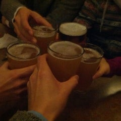 Photo taken at Arbor Brewing Company by Daniel K. on 12/12/2012