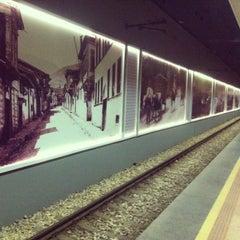 Photo taken at Osmangazi Metro İstasyonu by TC G. on 3/7/2013