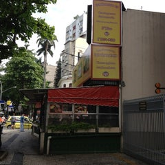 Photo taken at Bar e Restaurante Hipódromo by Renato H. on 10/14/2012