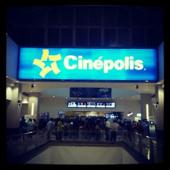 Photo taken at Cinépolis by Mariano C. on 2/22/2013